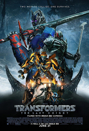 Transformers: The Last Knight (BRRip 1080p Dual Latino / Ingles) (2017)