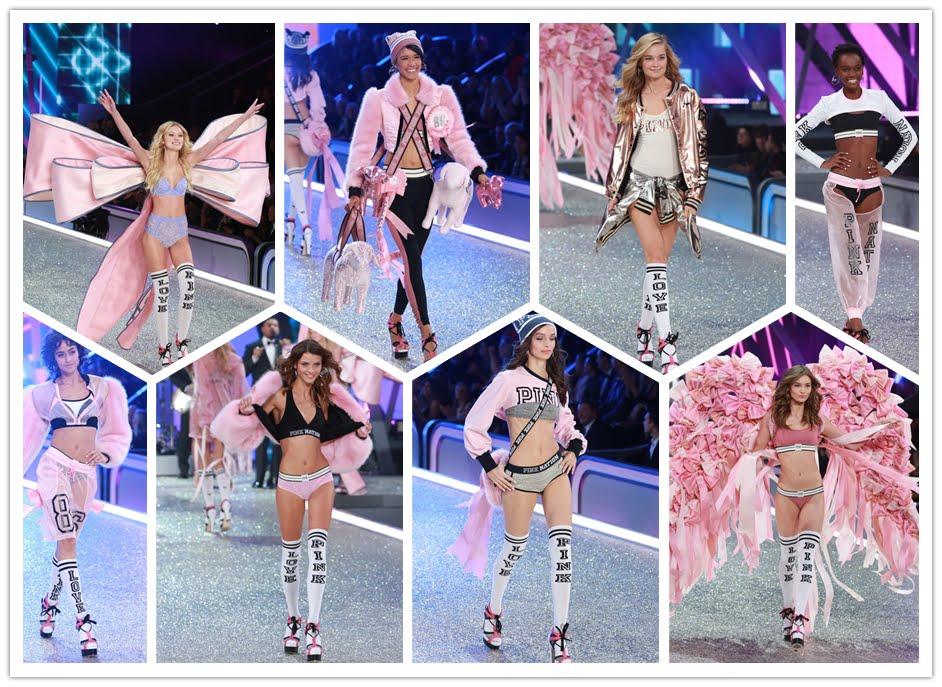 2016 Victoria's Secret Fashion Show - Pink Nation