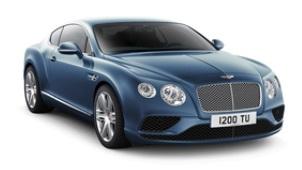 spesifikasi  mobil bentley continental GT