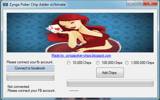 Zynga poker chips adder v. 1. 0. Password | peatix.