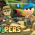 Unete a las fuerzas especiales en el juego The Troopers