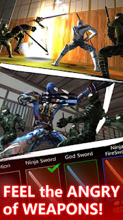 Dragon Ninja VR Mod Apk v1.4 ( Mod Money Terbaru )