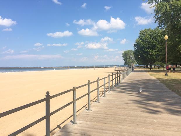 Ontario Beach Rochester NY Historic Park