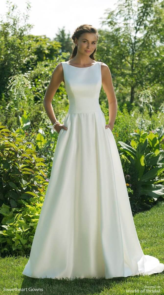 Sweetheart Gowns Fall 2018 Wedding Dresses - World of Bridal