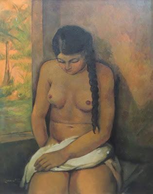 Cossío del Pomar arte latinoamericano perú mujer pintura