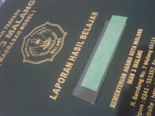 Aplikasi Raport SD Kurikulum 2013 Versi LPMP