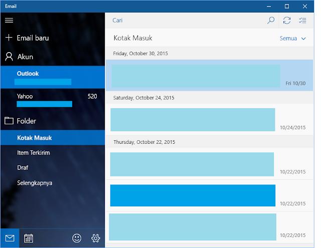 Cara Setting Email Hosting Pada Windows 10