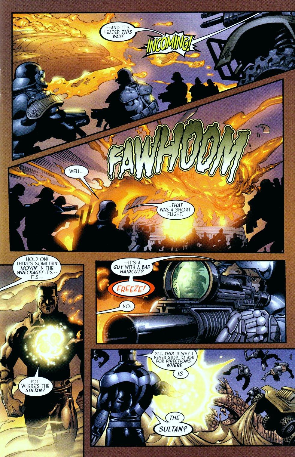Read online Sigil (2000) comic -  Issue #14 - 12