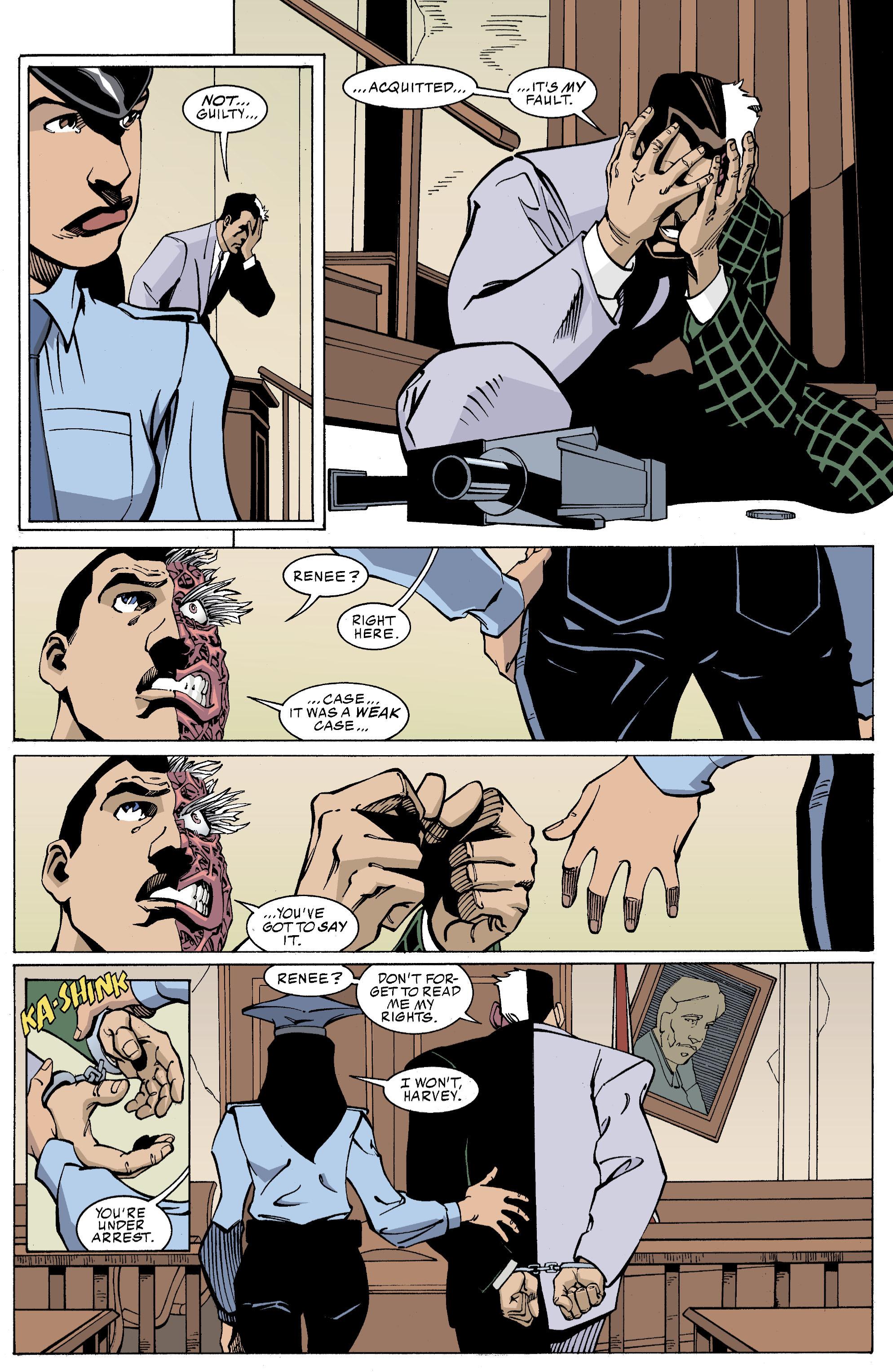 Detective Comics (1937) 739 Page 19
