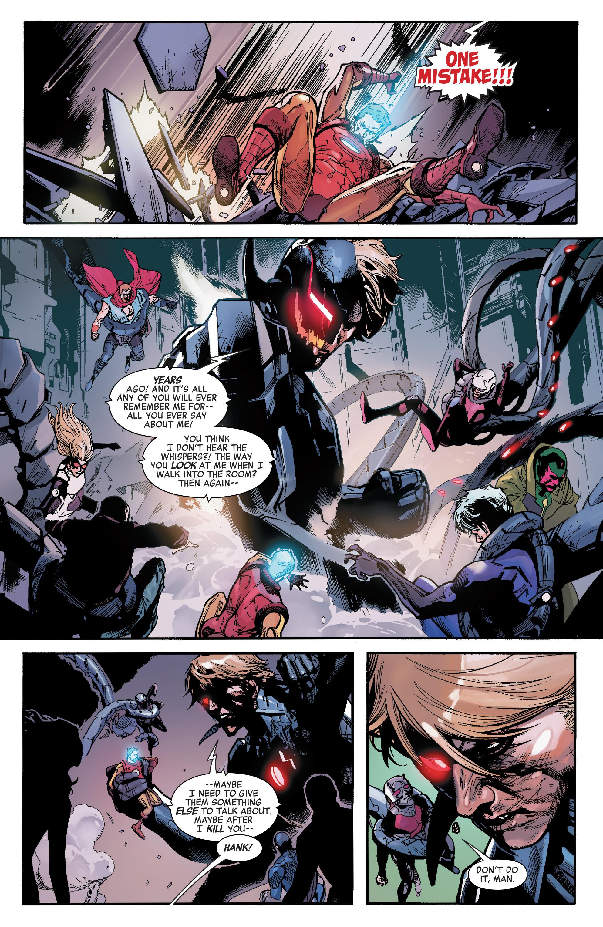 Read online Secret Empire comic -  Issue #4 - 29