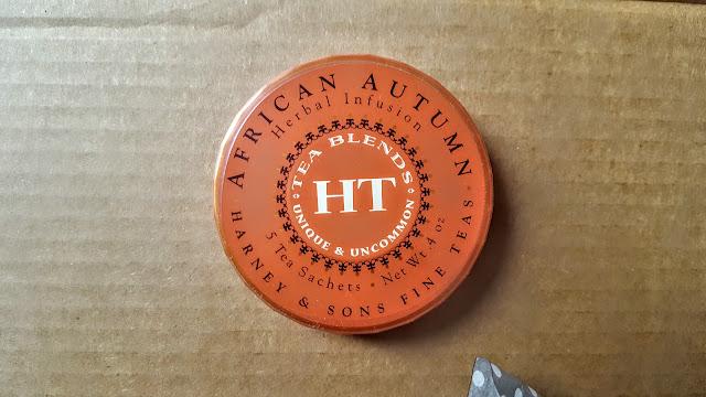african autumn tea