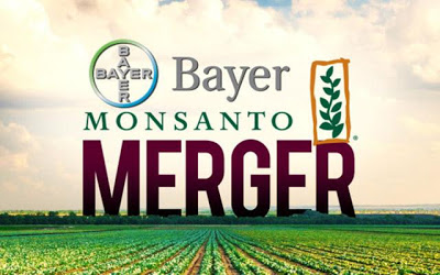 Η Γερμανία αγοράζει την Monsanto και δηλητηριάζει την Ευρώπη