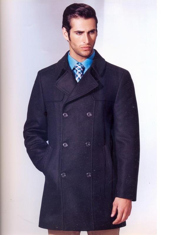 модные мужские пальто