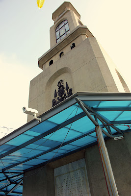 Torre del reloj - Mercado de Chatuchak - Bangkok