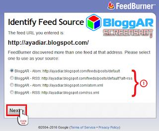 Cara Daftar FeedBurner Untuk RSS Blog
