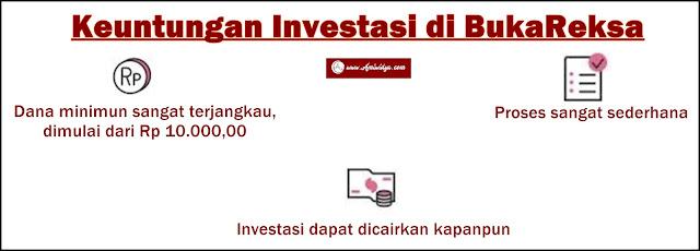 keuntungan investasi bukareksa bukalapak