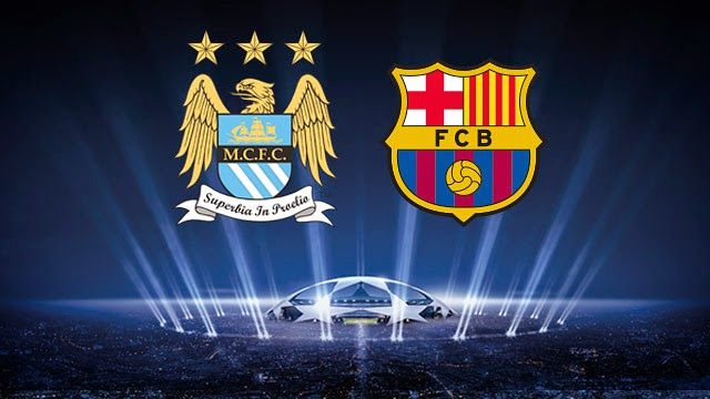 Manchester City x Barcelona ao vivo hoje 19/10/2016