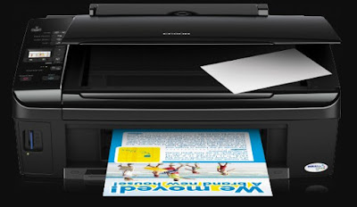 Epson Stylus SX210 Multifunctional Printer