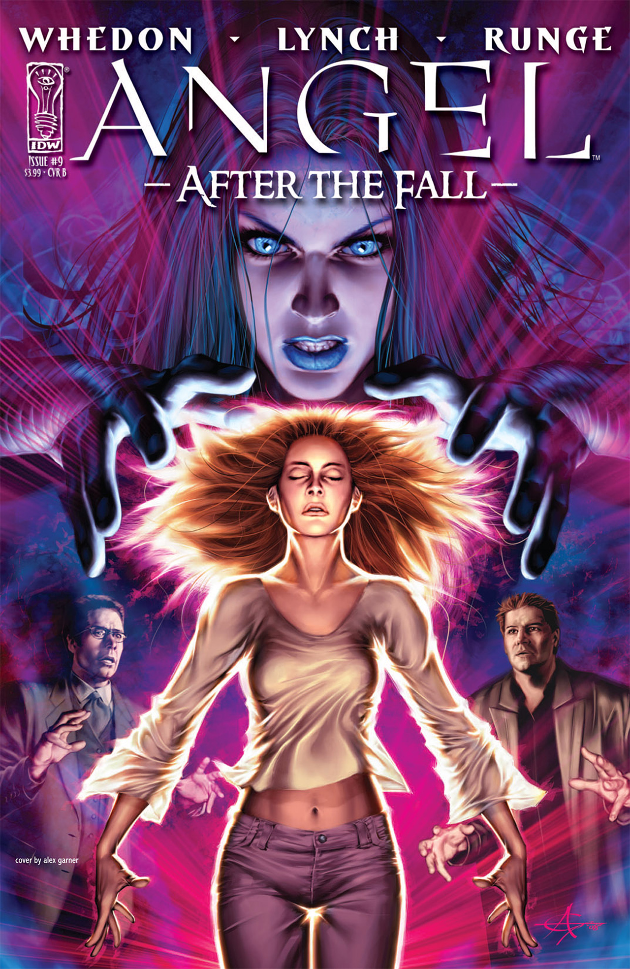 Read online Angel: After The Fall comic -  Issue #9 - 2