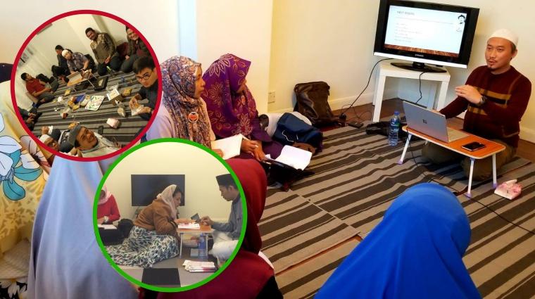 Ayo Ikuti Program-Program Asosiasi Muslim Indonesia di Hong Kong ini