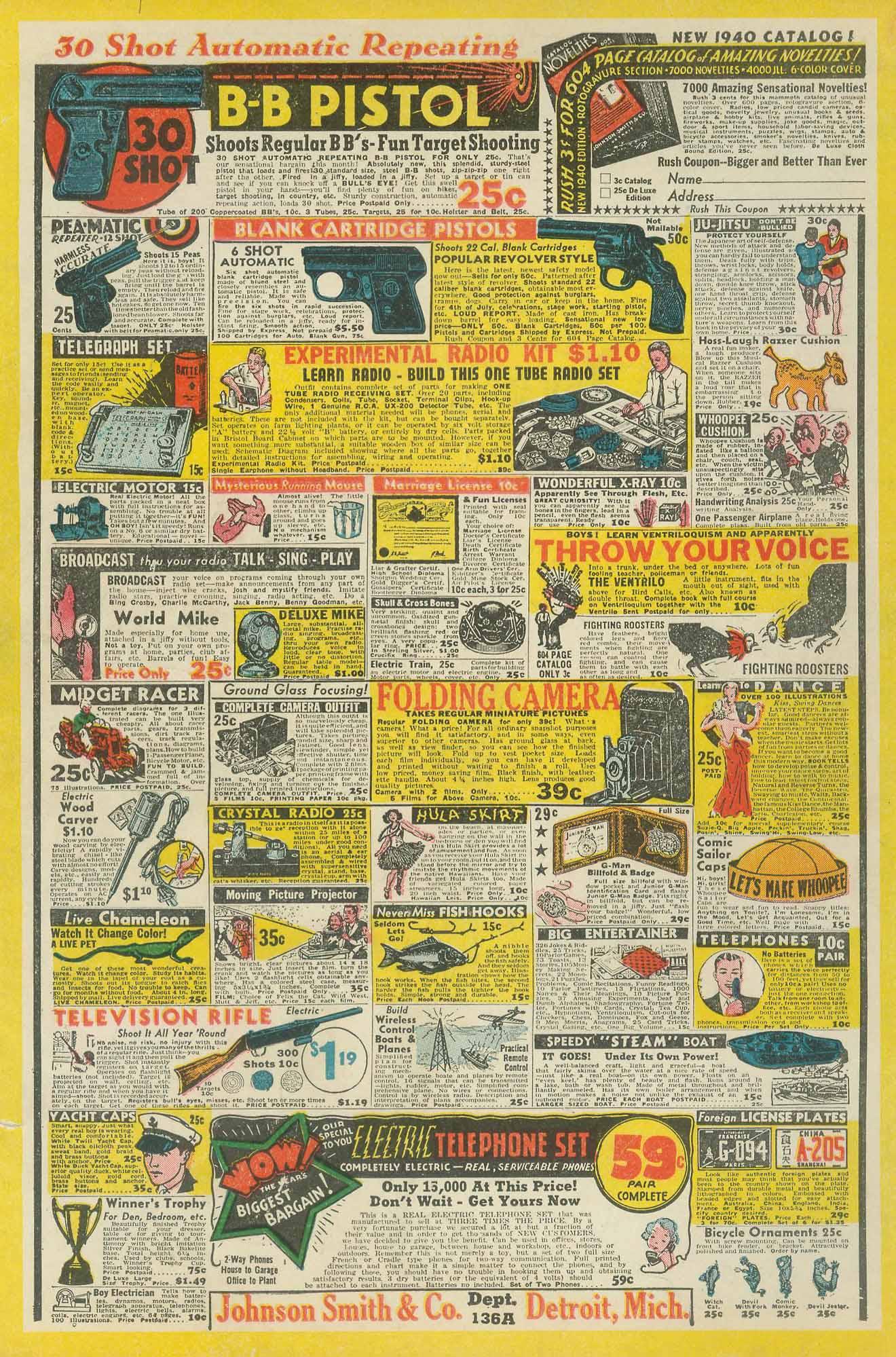 Read online All-American Comics (1939) comic -  Issue #8 - 68