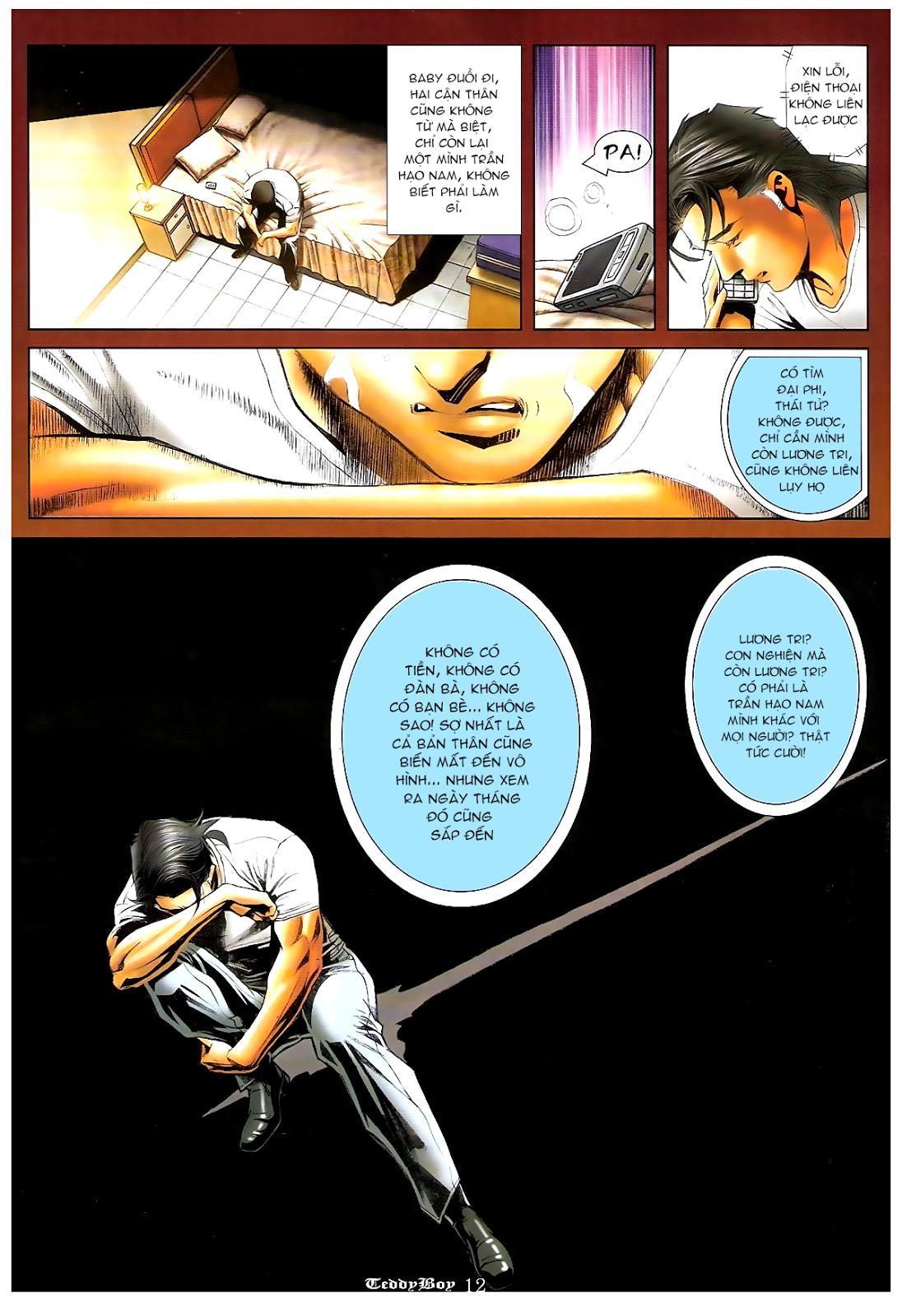 Người Trong Giang Hồ - Chapter 1214: Đại Liên Minh - Pic 9