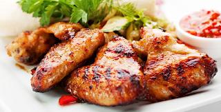 Resep Ayam Bakar Special