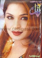Free download Aanchal Digest February 2011 pdf, Online reading.