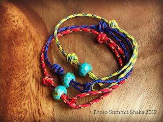 rock climbing, rope, handmade, bracelets, mountains, hiker jewelry, climber jewelry, bohemian, czech glass, bead, jewelry, etsyseller
