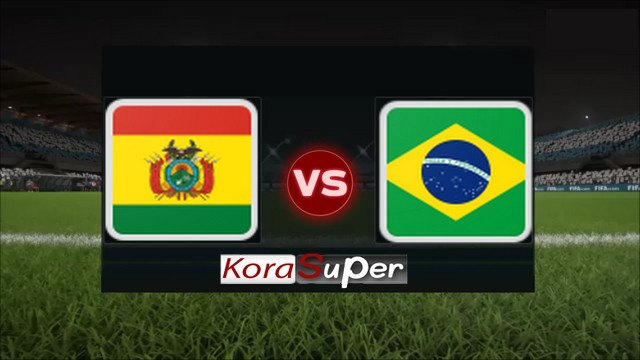 بث مباشر كورة اون لاين لايف مباراة البرازيل وبوليفيا 15-06-2019