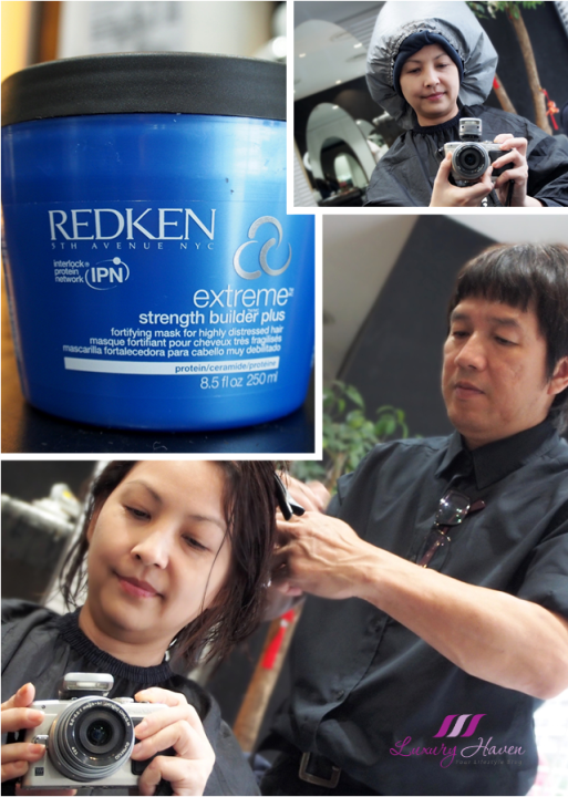 clover hair boutique redken extreme strength builder plus