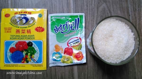 Resep Membuat Permen Agar Jelly Kenyal Enak