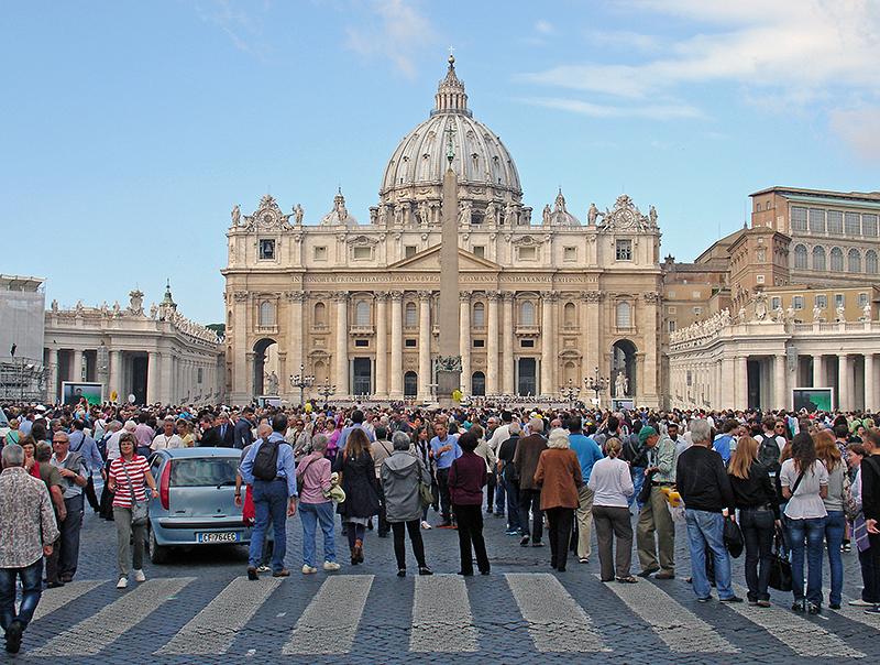 bon plans pour visiter le vatican bon voyage. Black Bedroom Furniture Sets. Home Design Ideas
