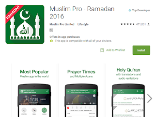 Aplikasi Unik saat Puasa Ramadhan Tahun Ini