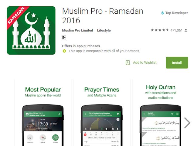 Aplikasi Unik ketika Puasa Ramadhan yang sanggup anda instal di android 4 Aplikasi Unik ketika Puasa Ramadhan Tahun Ini