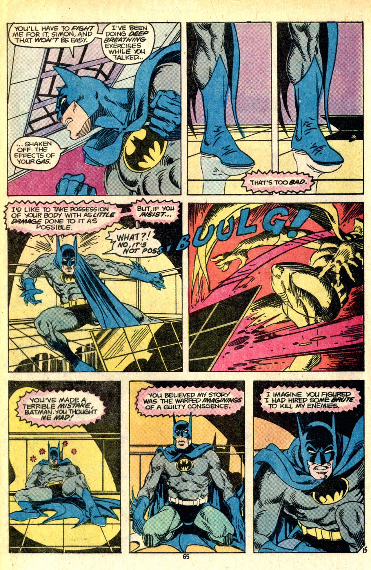 Detective Comics (1937) 481 Page 64
