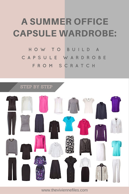 How to build a summer business capsule wardrobe from scratch