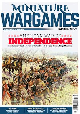 Miniature Wargames 431, March 2019