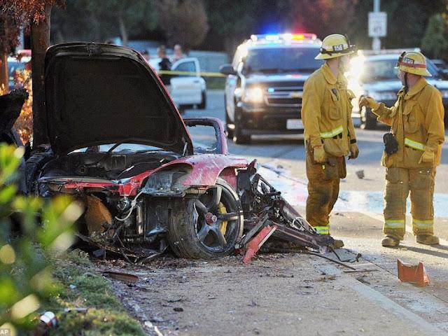 Porsche no es culpable de muerte de Paul Walker, afirma juez