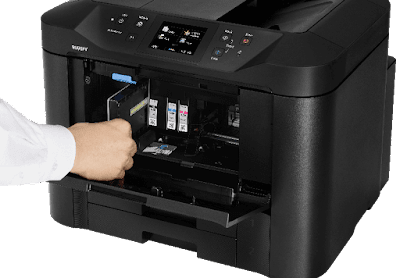 Download Canon Maxify MB5450 Driver Printer