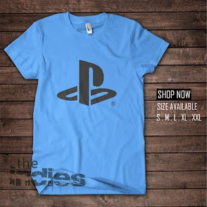 KAOS GAME LOGO PLAYSTATION (KG377)