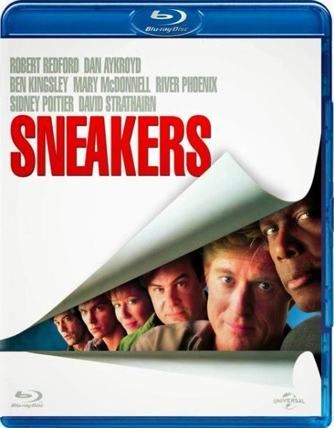 Sneakers (1992) Dual Audio (Hindi English) BRRip 300MB