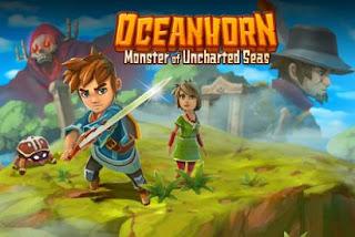 Download Oceanhorn Mod Apk+Data v1.1.1 Full Unlocked For android