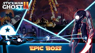 Stickman Ghost 2: Star Wars RPG v3.0 Mod Apk