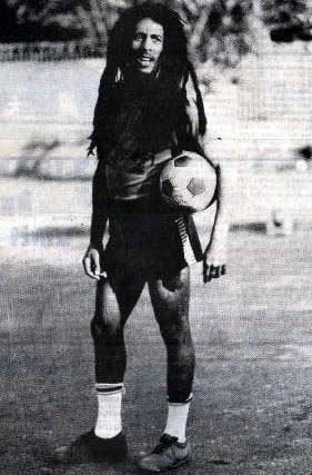 Bob Marley Y Su Mistica Pasion Por El Futbol