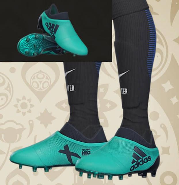 Adidas X 17+ Boots PES 2018
