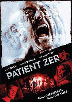 مات سميث الناجي الوحيد في المريض صفر Patient Zero
