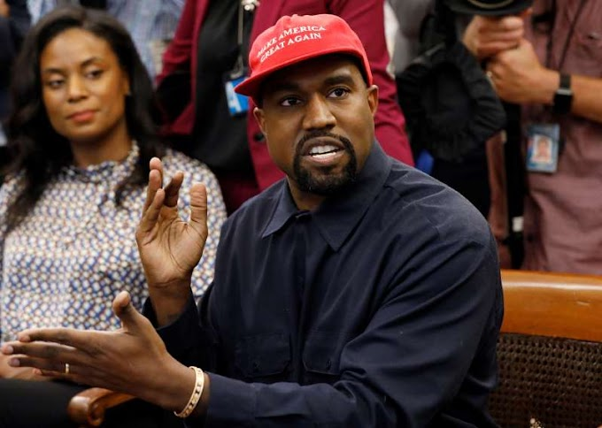 Kanye West says he's distancing himself from politics: 'My eyes are wide open'