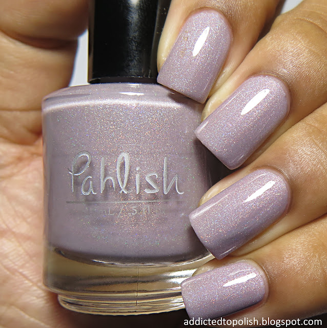 pahlish nodding violet