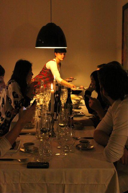 linn Soderstrom, Swedish supper club hostess